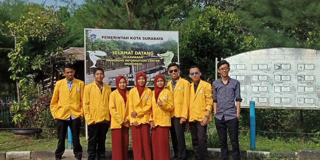 Kunjungan Alam ke Wisata Mangrove
